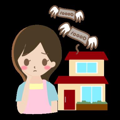 住宅ローン画像